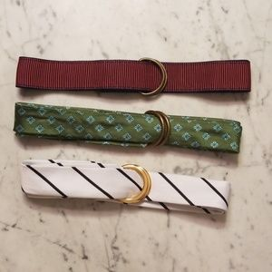 Ladies Belt Collection